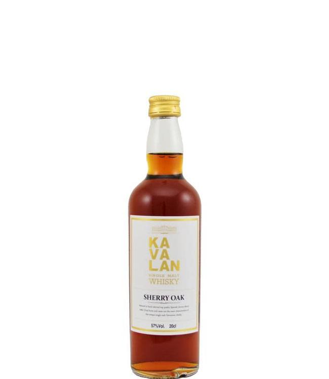 Kavalan Kavalan Sherry Oak - 20 cl