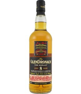Glendronach 08-year-old The Hielan