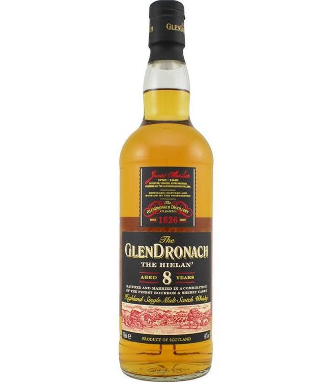 Glendronach Glendronach 08 jaar The Hielan