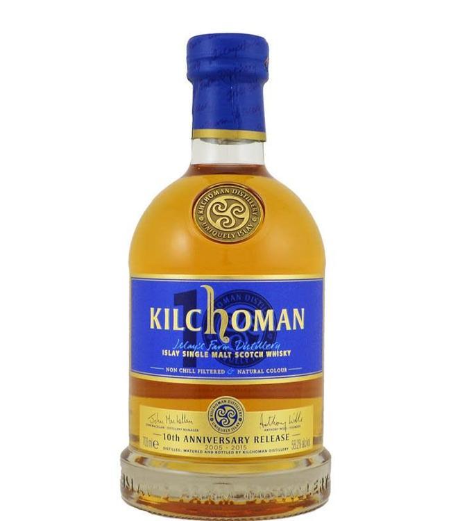Kilchoman Kilchoman 10th Anniversary