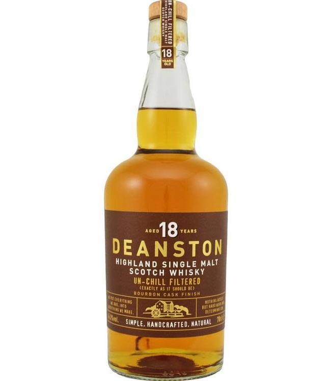 Deanston Deanston 18-year-old
