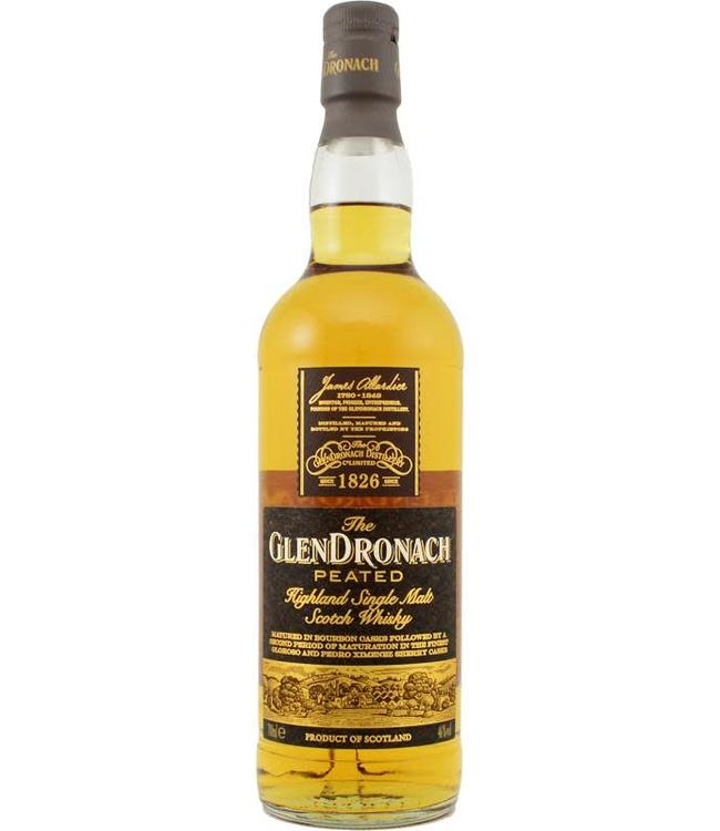 Glendronach Glendronach Peated