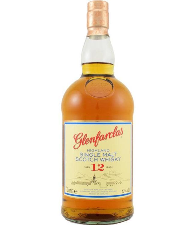 Glenfarclas Glenfarclas 12 jaar - 100 cl