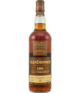 Glendronach 1995 for Whiskybase