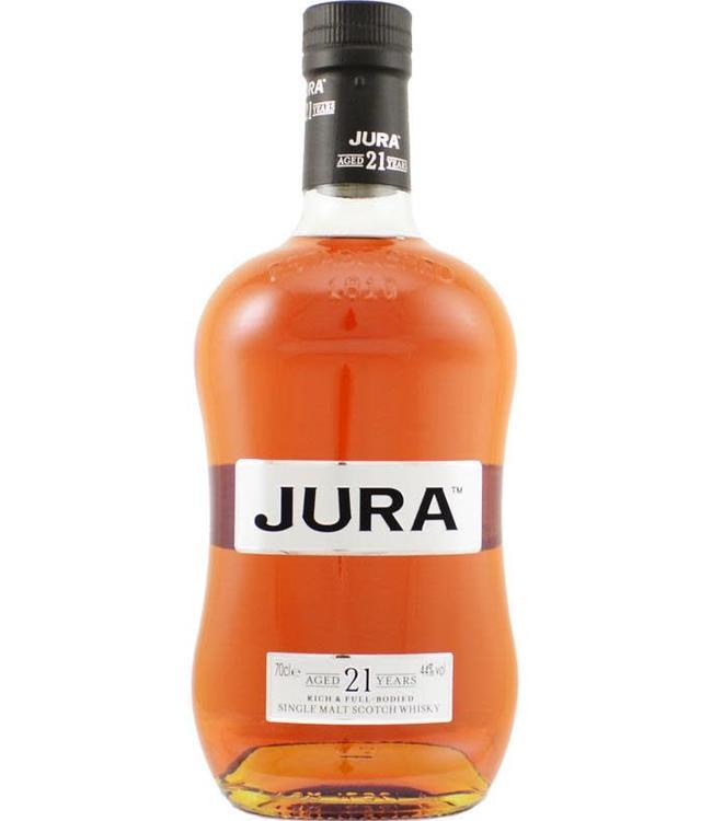 Isle of Jura Isle of Jura 21-year-old