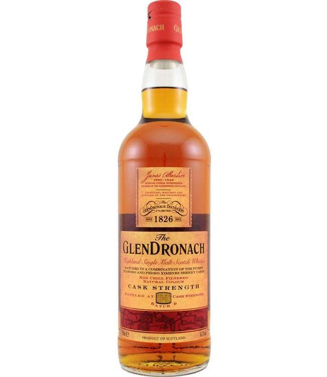Glendronach Glendronach Cask Strength #6