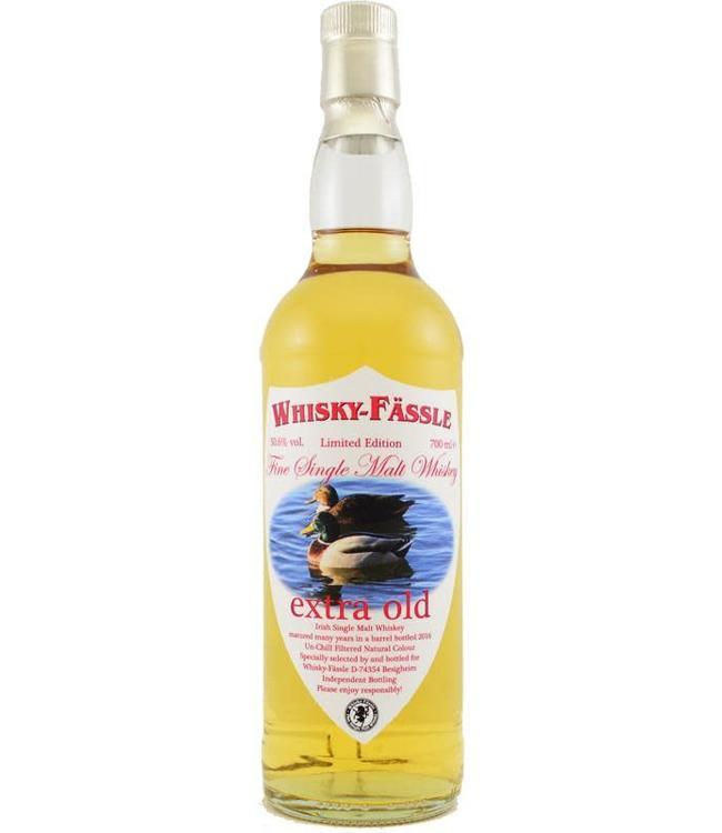 Irish Single Malt XO Whisky-Fässle