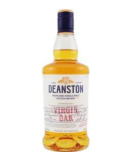 Deanston Virgin Oak - 2017 label