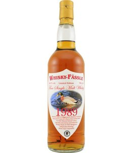 Cragganmore 1989 Whisky-Fässle