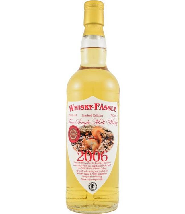 Caol Ila Caol Ila 2006 Whisky-Fässle