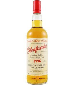 Glenfarclas 1996 Limited Rare Bottling 2017