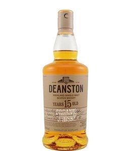Deanston 15 jaar Organic