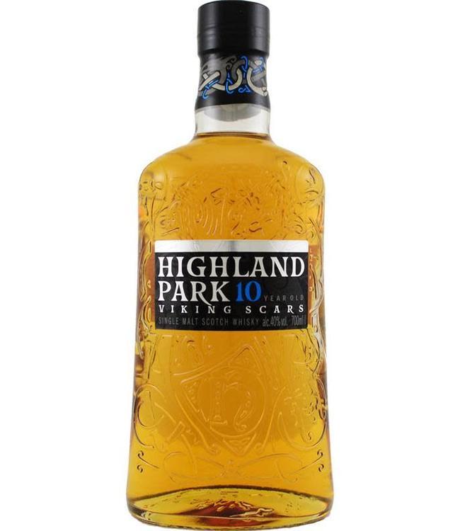 Highland Park Highland Park 10 jaar Viking Scars