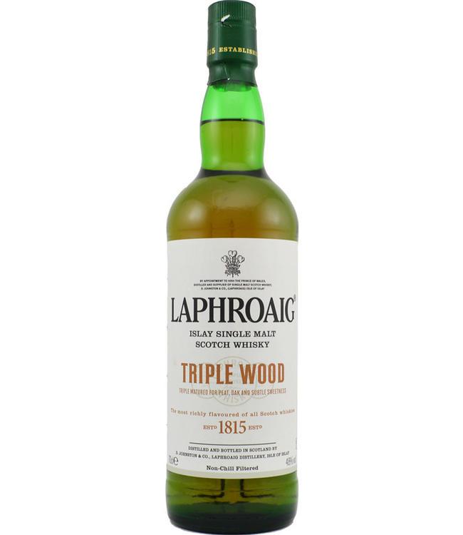 Laphroaig Laphroaig Triple Wood
