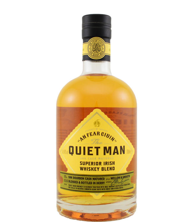 The Quiet Man Quiet Man NAS