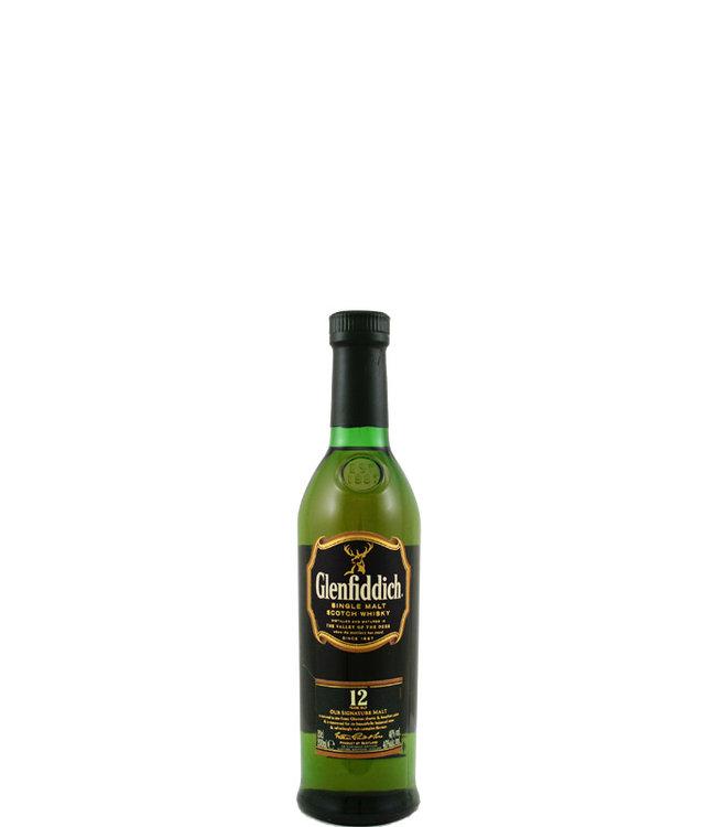 Glenfiddich Glenfiddich 12 jaar - 20 cl