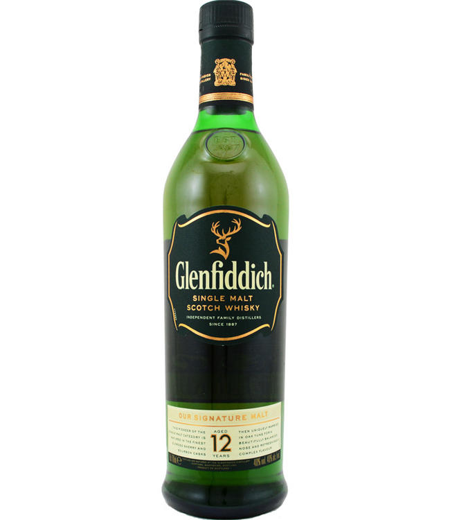 Glenfiddich Glenfiddich 12-year-old