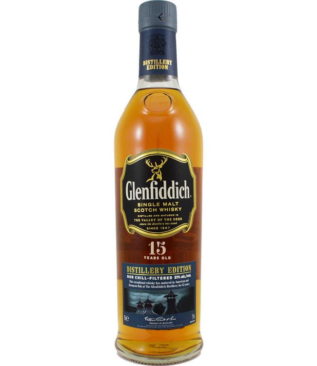 Glenfiddich Glenfiddich 15 jaar - 51%