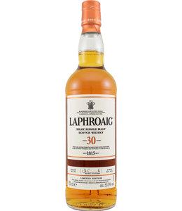 Laphroaig 30-year-old - 53.5%
