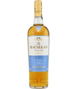 Macallan 12-year-old Fine Oak