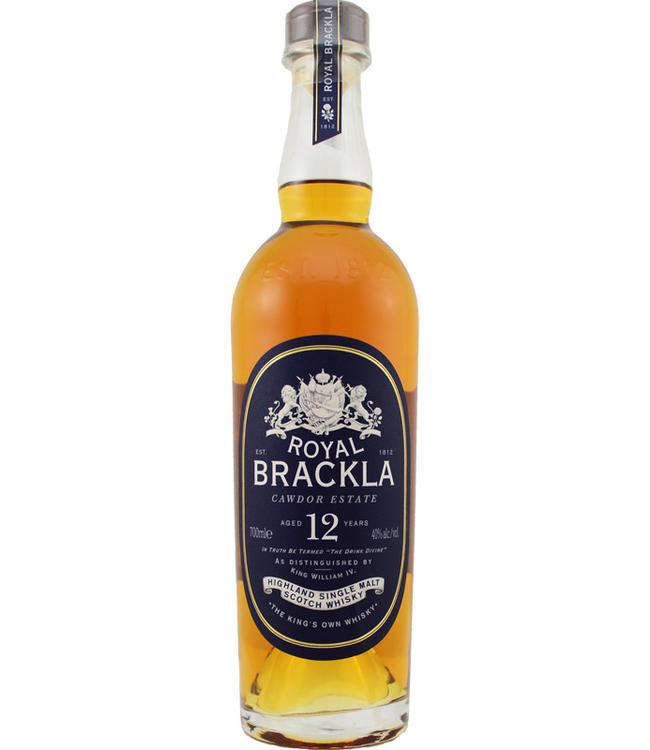 Royal Brackla Royal Brackla 12 jaar