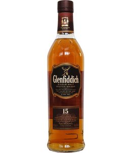 Glenfiddich 15 jaar