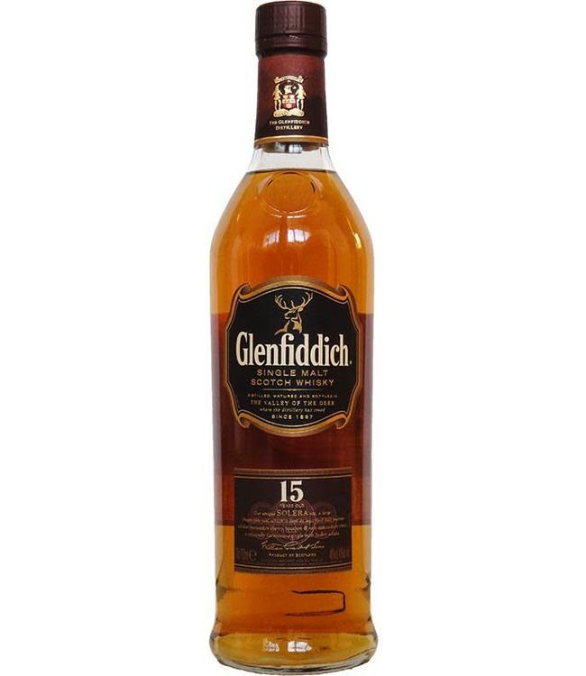 Glenfiddich Glenfiddich 15-year-old Solera