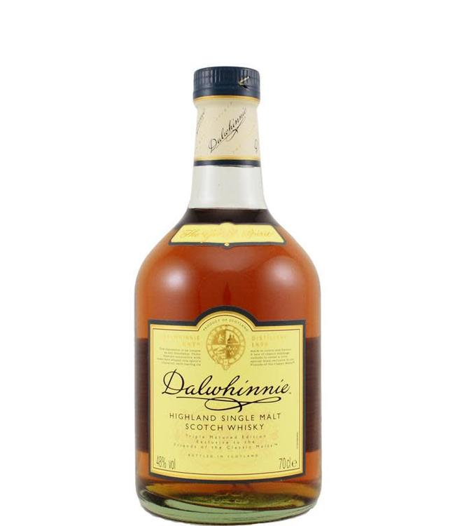 Dalwhinnie Dalwhinnie Triple Matured Edition