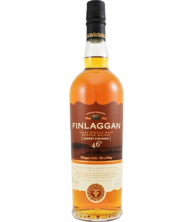 Finlaggan Finlaggan Sherry Finish VM The Vintage Malt Whisky Co Ltd.