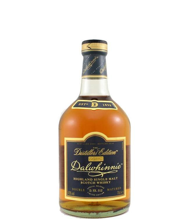 Dalwhinnie Dalwhinnie 2000 Distillers Edition
