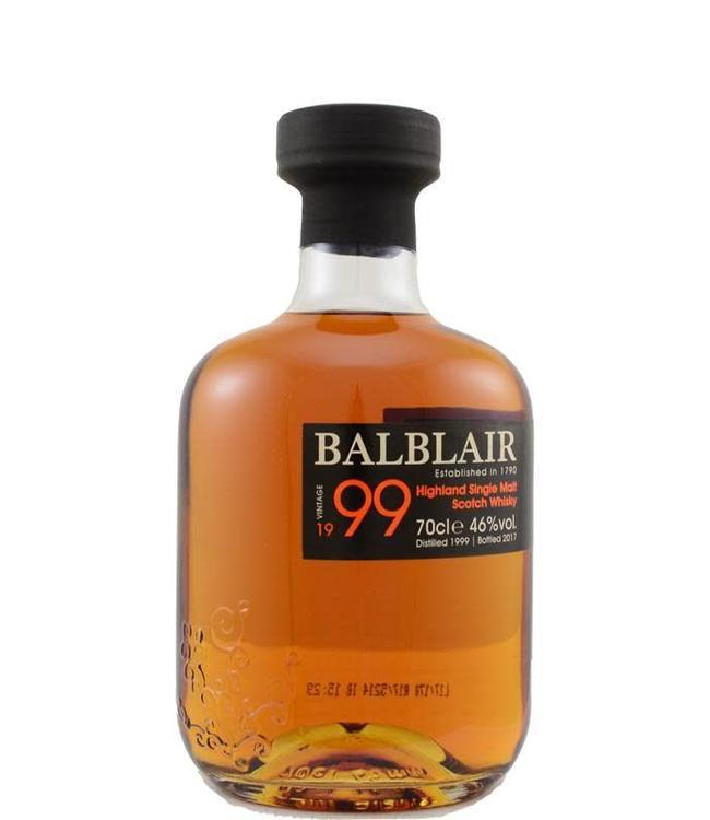 Balblair Balblair 1999