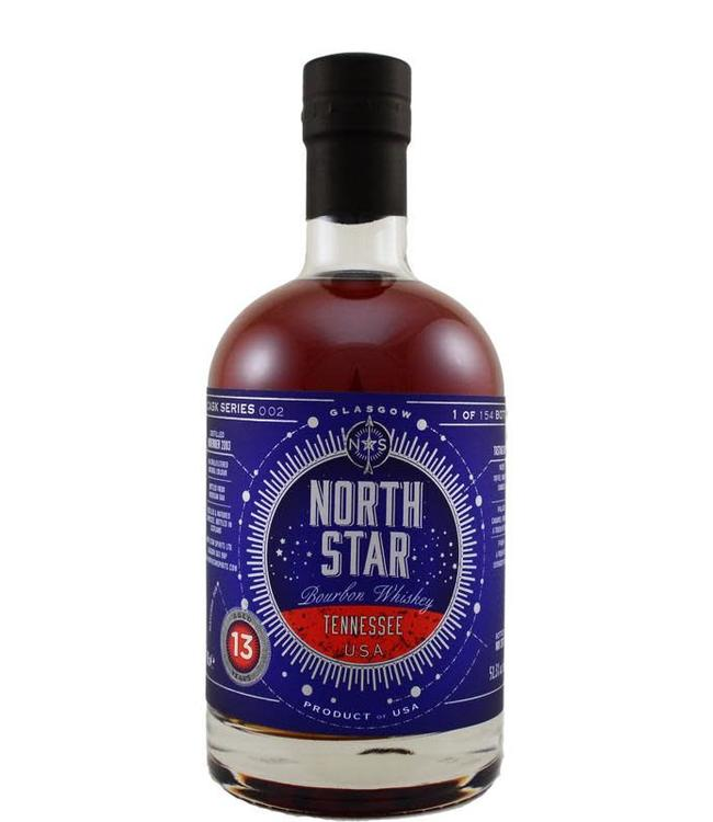 Tennessee Bourbon 2003 NSS North Star Spirits