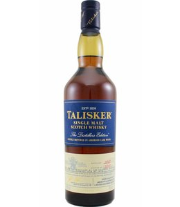 Talisker 2007 - 2017 Distillers Edition