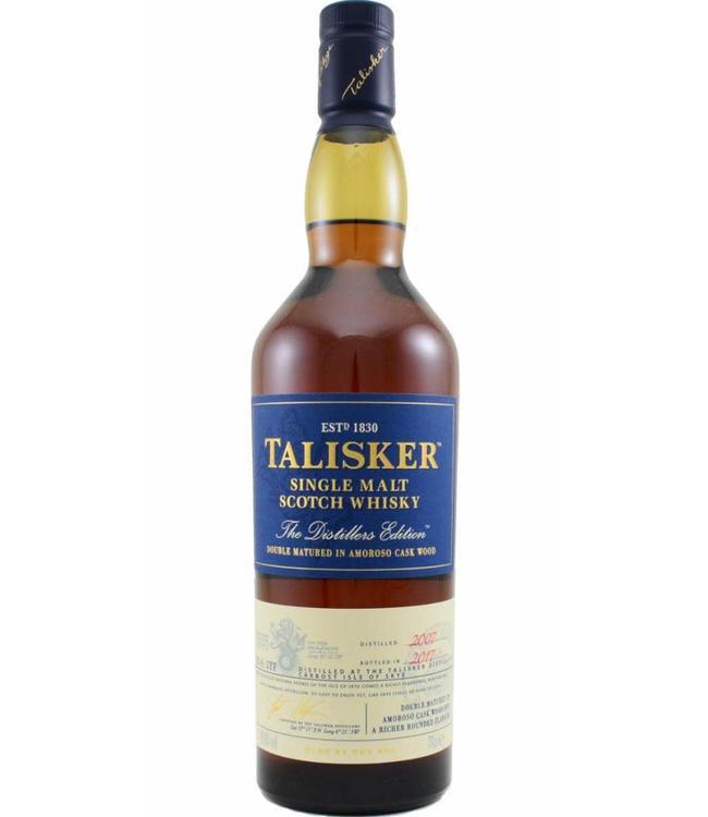 Talisker Talisker 2007 - 2017 Distillers Edition