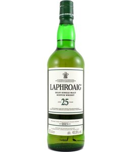 Laphroaig 25-year-old - 48.9%