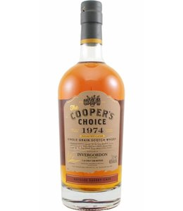 Invergordon 1974 Cooper's Choice