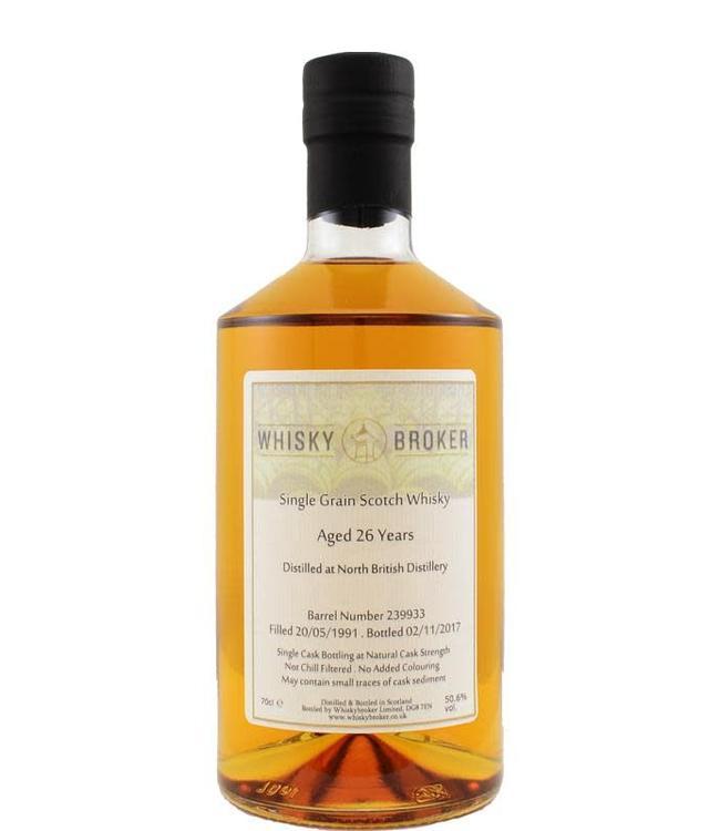 North British North British 1991 WhB Whiskybroker.co.uk