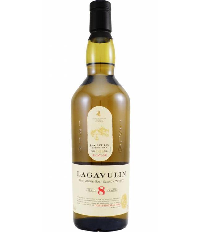 Lagavulin Lagavulin 08-year-old