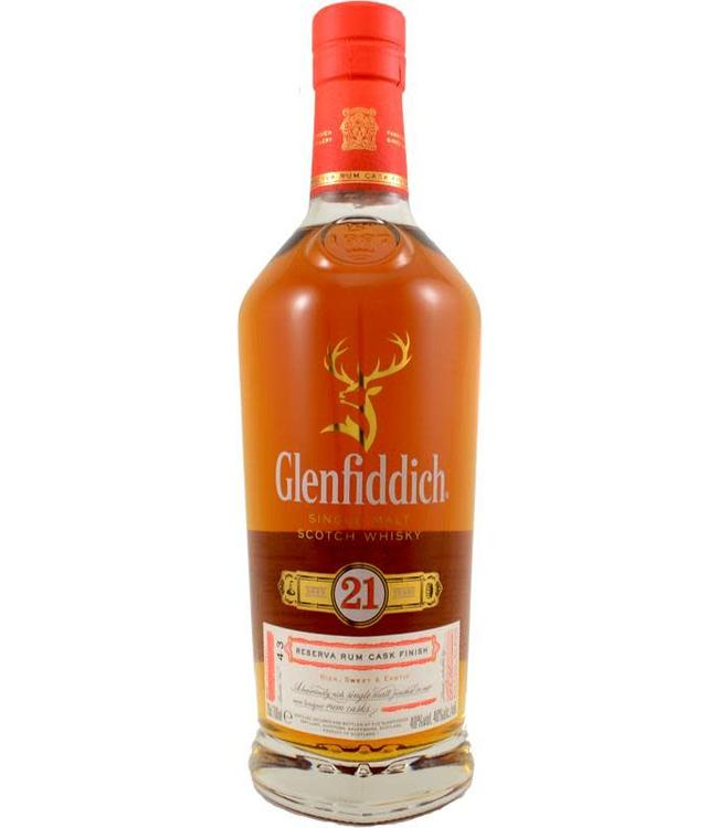 Glenfiddich Glenfiddich 21-year-old