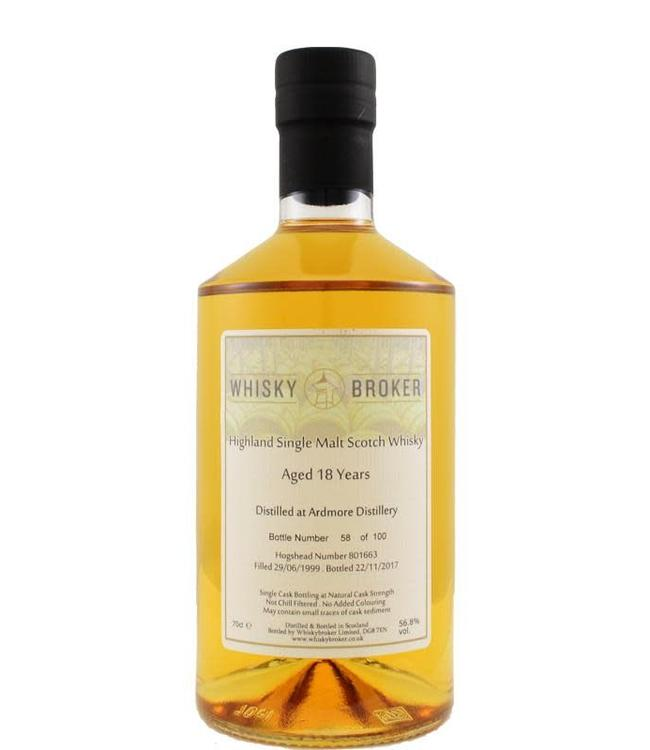 Ardmore Ardmore 1999 WhB Whiskybroker.co.uk