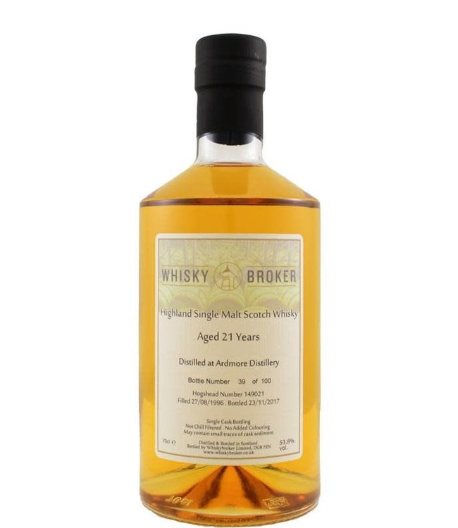 Ardmore Ardmore 1996 Whiskybroker