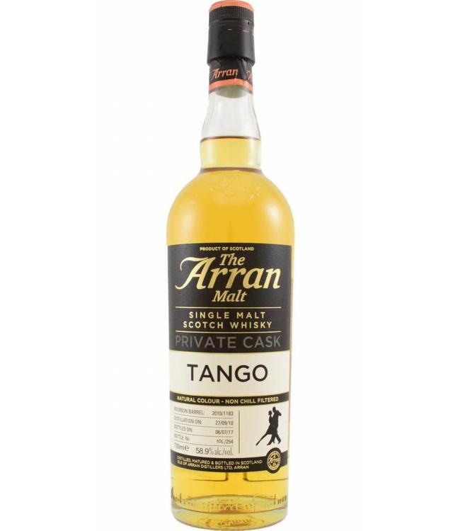 Arran Arran 2010 - Tango