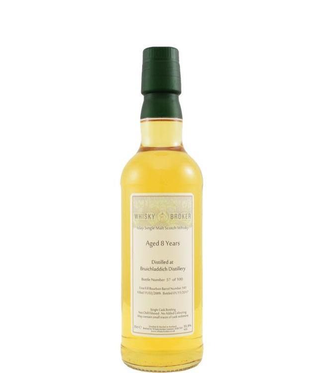 Bruichladdich Bruichladdich 2009 Whiskybroker - 35 cl