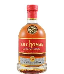 Kilchoman 2012 - 57% Malt Vault