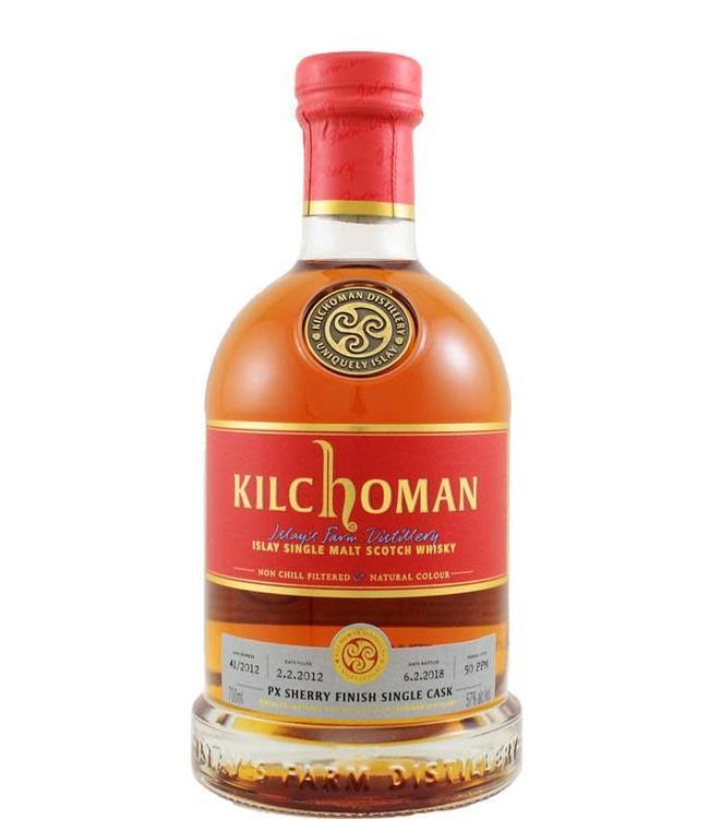 Kilchoman Kilchoman 2012 - 57% Malt Vault