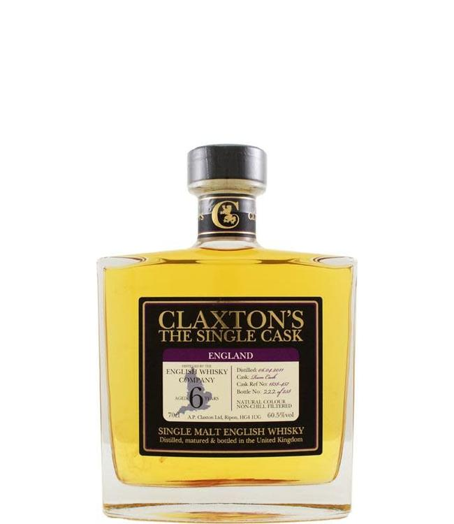 The English Whisky Company The English Whisky 2011 Claxton's
