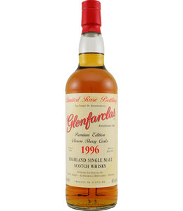 Glenfarclas 1996 Limited Rare Bottling
