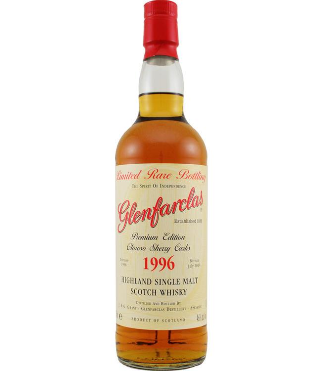 Glenfarclas Glenfarclas 1996 Limited Rare Bottling