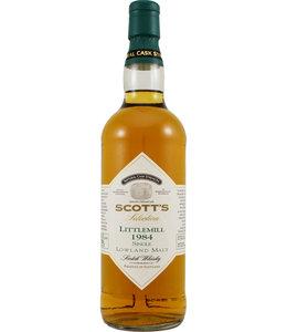 Littlemill 1984 Scott's Selection