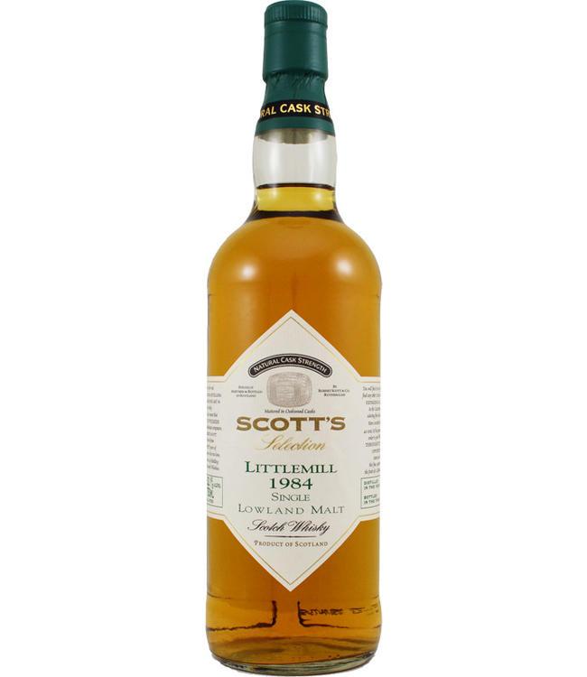 Littlemill Littlemill 1984 Scott's Selection
